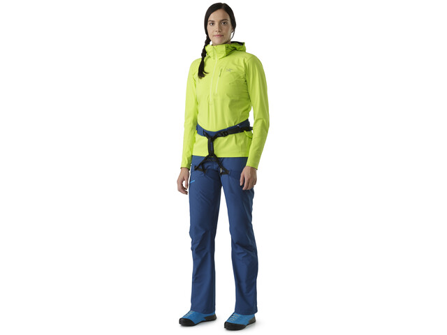 Arcteryx Klettergurt Frauen : Arcteryx fl 355 harness women poseidon titanite campz.ch